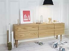 Kommode Skandinavisches Design - reflect schrank sideboard kommode 180 eiche muuto sideboards