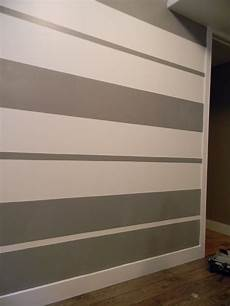 Streifen Wand Muster - the design pages how to create a striped wall