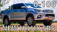 toyota hilux 4x4 turbo diesel 0 100kmh review 2016 2 8l