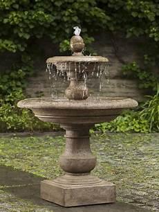 Garten Springbrunnen Aus Stein - cast fountains garden fountains