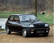 Bangshift Random Car History Renault 5 Turbo The