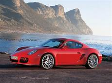 Porsche Cayman S 987 Specs Photos 2005 2006 2007