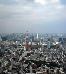 La Plus Grande Ville Du Monde Tokyo La Capitale Du Japon