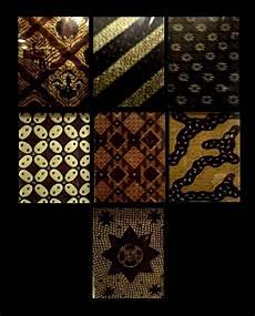 International Batik Center Motif Batik Geometris