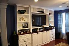 Kitchen Cabinets Entertainment Center by Build Your Own Custom Built In Entertainment Center