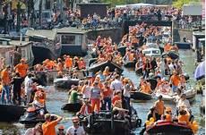 King S Day In Amsterdam 2015 Amsterdamtourist Info