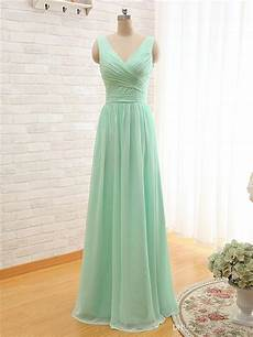 Mint Green Bridesmaid Dresses