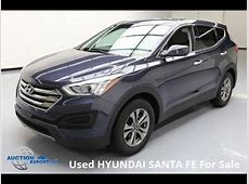 Used Hyundai Santa FE for Sale in USA, Shipping to your
