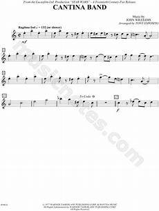 print and download cantina band sheet music from star wars arranged for alto saxophone
