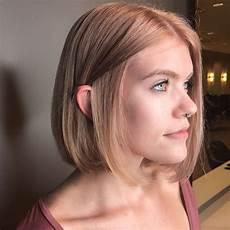 50 amazing blunt bob hairstyles 2018 hottest mob lob