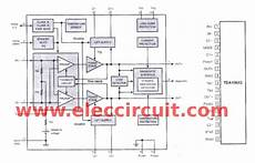 The Tda1562 Datasheet Is High Output Power 70w 4 Ohms