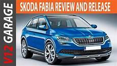 New 2018 Skoda Fabia Suv Rewiew Interior And Exterior