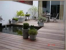 Decoration Jardin Terrasse Am 233 Nager La Terrasse De Jardin En Espace D 233 Tente