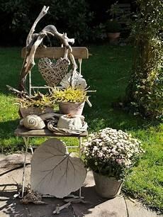 Deko Garten - palettenregal herbst deko suche tuin garden