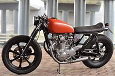 Yamaha Cafe Racer Custom