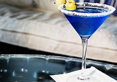 bleedblue for india with this royal blue cocktail