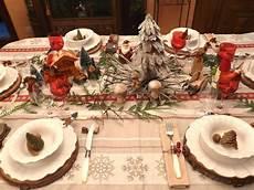 deco noel de table table noel tradition deco de tables