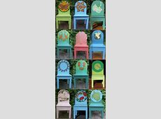 decorative painted furniture on Pinterest   Hand Painted