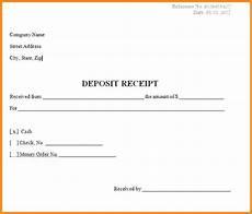 deposit receipt template deposit receipts template emmamcintyrephotography