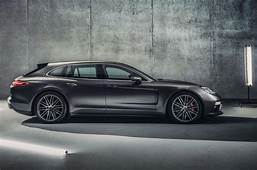 Porsche Panamera Sport Turismo Estate Revealed  Autocar