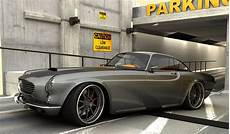 Fab Wheels Digest F W D 2009 Vox Volvo P1800 Custom