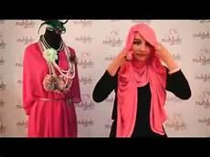 Cara Pakai Jilbab Tutorial Pashmina Turban Instan
