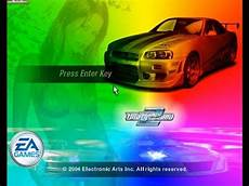 Whc Speed Garage by Need For Speed Underground 2 The Fast And The Furious Cars
