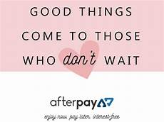 afterpay is available now paper bound love