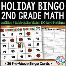 addition bingo worksheets 8794 math bingo 2nd grade 4 gains