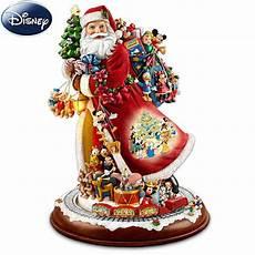 figurine disney noel santa s timeless disney treasures figurine no 235 l disney