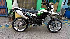 D Tracker 150 Modifikasi by Kawasaki D Tracker 150