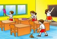 Menjaga Lingkungan Sekolah Yang Sehat