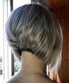 concave bob back view of stacked bob haircut trendy concave bob 2018 stacked bobs in 2019 bob hairstyles for fine hair hair cuts inverted bob