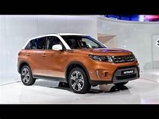 New 2015 Suzuki Vitara Suv Motor Show