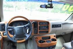 Sell Used 00 GMC SAVANA 1500 CONVERSION VAN 57L V8 HIGH