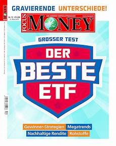 focus money gro 223 er test der beste etf focus pdf