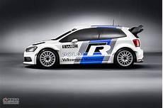 2013款大众polo r wrc赛车版