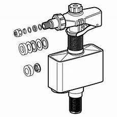 Geberit Ersatzteile Füllventil Unterputz Spülkasten - f 252 llventil kompakt austausch ersatz orginalteil