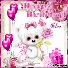 Happy Birthday Cleo Picture 129316772 Blingee