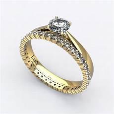Parure Bijoux Or Mariage Parure De Mariage Diamants Et Or Jaune Lery
