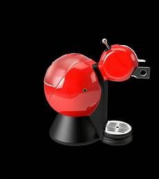 dolce gusto coffee maker 3d model obj 3ds fbx dae