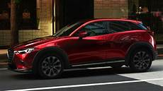 New York 2018 Marks Second Facelift For The Mazda Cx 3