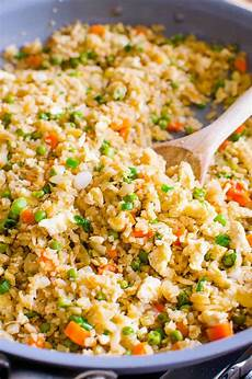 cauliflower fried rice video ifoodreal