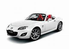 2009 Mazda Mx 5 Roadster 20th Anniversary Edition Top Speed