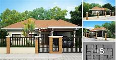 bungalow house plans philippines simple bungalow house designs homes floor plans modern