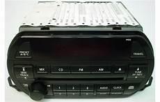 2002 2004 nissan altima factory receiver am fm radio cd