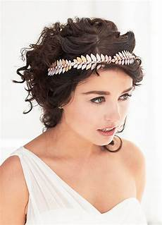 11 greek wedding hairstyles for the brides awesome 11