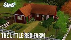 sims 3 starter house plans sims 3 house building starter house little red farm