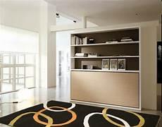libreria letto a scomparsa libreria trasformabile arredamento soggiorno letto a