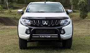 2018 Mitsubishi Triton Release Date Price Features